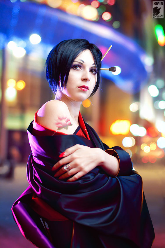 Picture-16 ( 25 Beautiful CosPlay Photographs - Creative Props and Costumes )